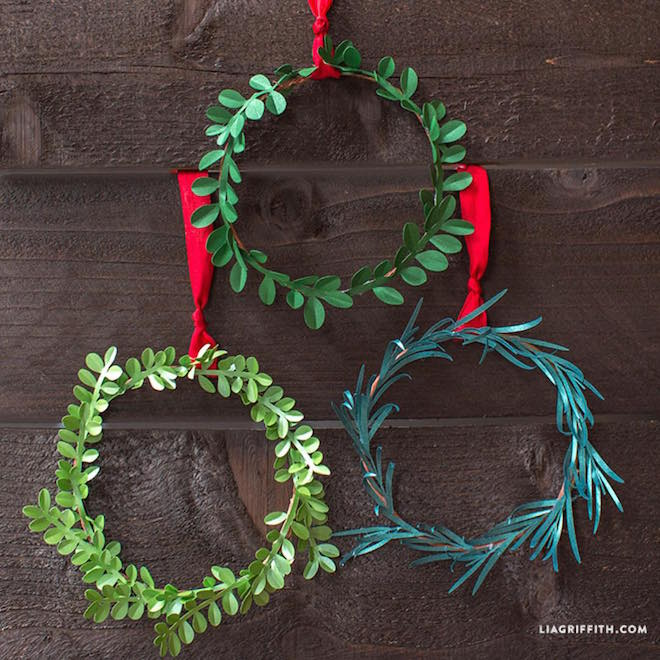 Holiday Wreath Instagram