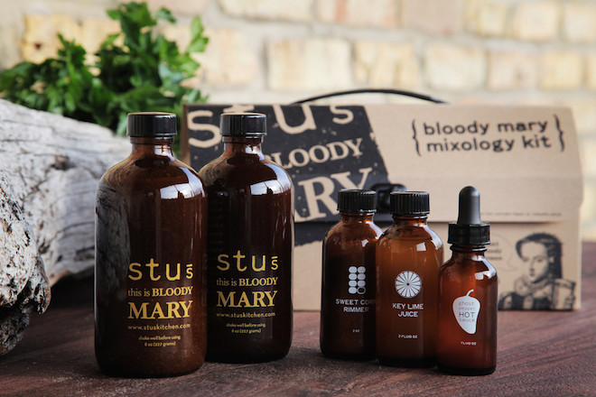 Stus Bloody Mary Kit