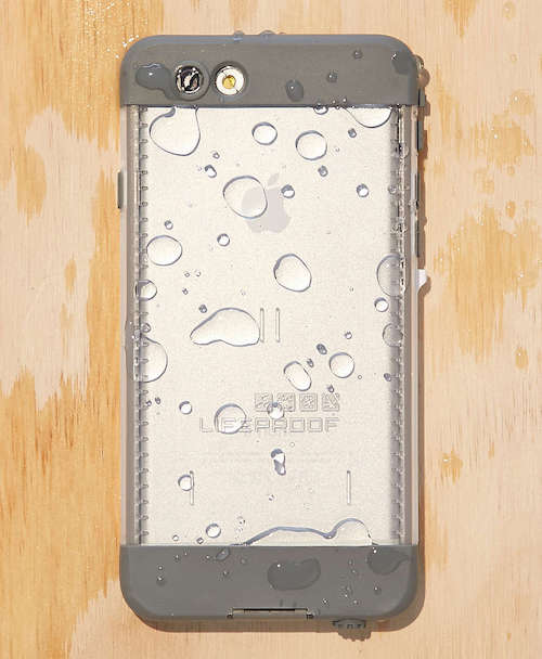 Nuud Waterproof Case