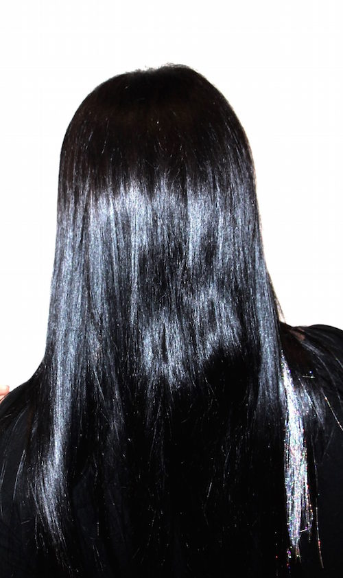 The Biggest Beauty Trend Of The New Year Icicle Hair Fabfitfun