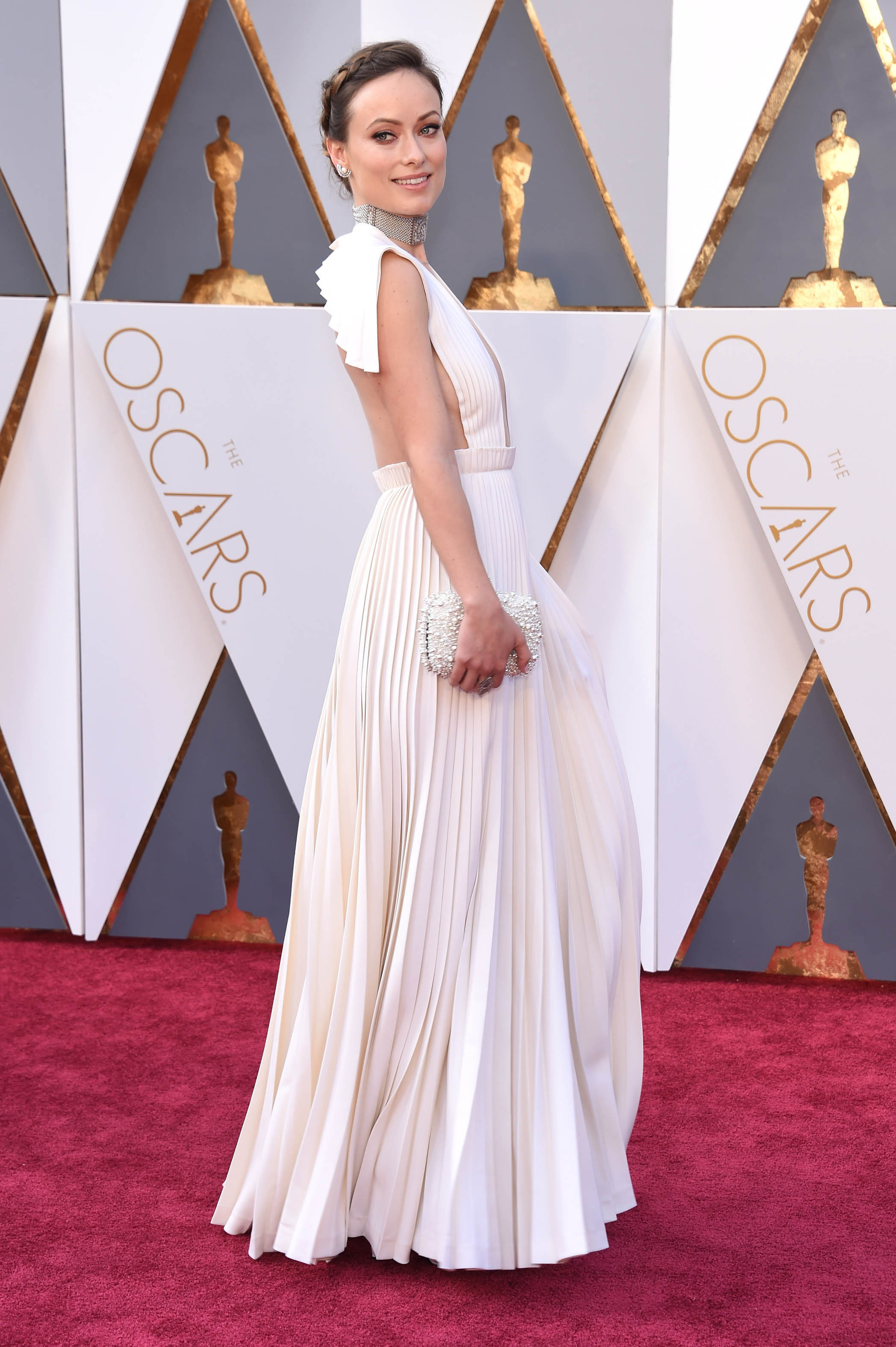 Photo by: KGC-11/starmaxinc.com STAR MAX Copyright 2016 ALL RIGHTS RESERVED Telephone/Fax: (212) 995-1196 2/28/16 Olivia Wilde at the 88th Annual Academy Awards (Oscars). (Hollywood, CA, USA)