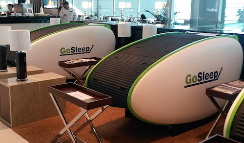Sleep Pods
